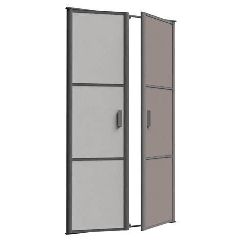 fa de porte cuisine objets bim et cao porte de placard pivotante reflet 2