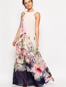 Plus size chiffon maxi dresses - 2018 trends