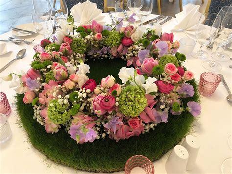 die straussbar florale konzepte raum tischdekoration