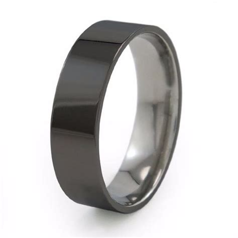 Stealth  Modern Black Titanium Wedding Band  Titanium Rings. Matte Black Rings. Navy Watches. Tricolor Bangles. Couple Gold Rings. Back Earrings. Rado Diamond. Light Brown Watches. Athletic Engagement Rings