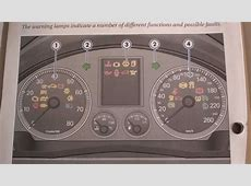 VW Jetta Dashboard Warning LightsSymbols 20052010 5th