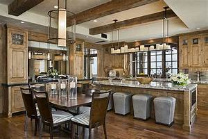 48 luxury dream kitchen designs worth every penny photos for What kind of paint to use on kitchen cabinets for industrial chic wall art