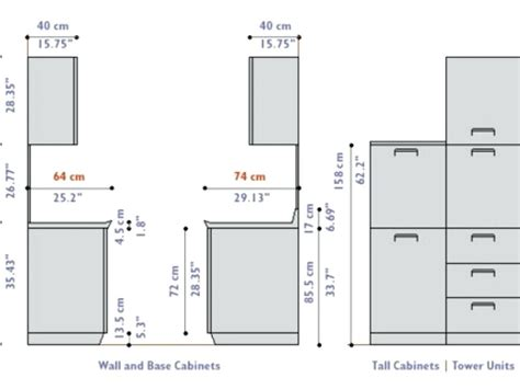 average depth of kitchen cabinets standard kitchen cabinet depth australia savae org