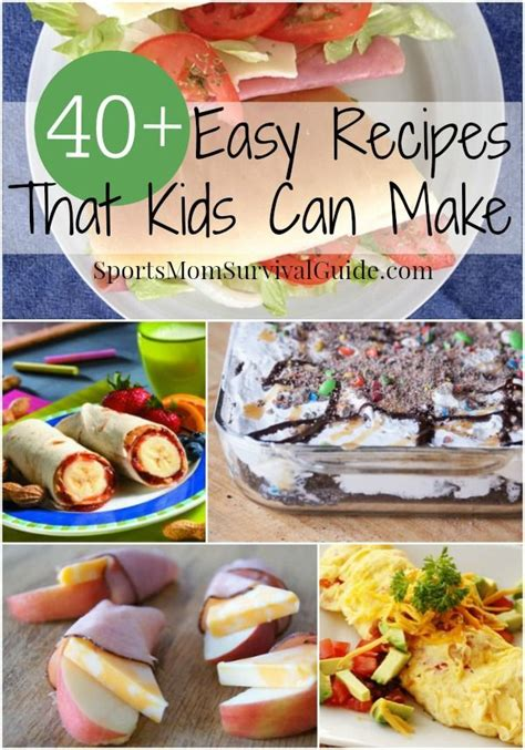 Cooking School Recipes by 40 Easy Recipes That Can Cook The Board On