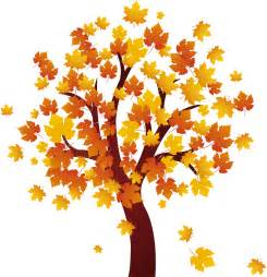 Autumn Fall Tree Clip Art