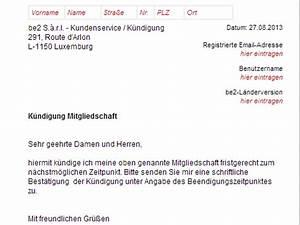 Wohnung Kündigen Per Email : be2 k ndigen vorlage download chip ~ Lizthompson.info Haus und Dekorationen