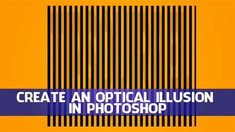 create  optical illusion  photoshop tipsquirrel