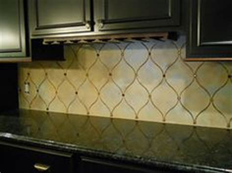 kitchen tile stencils 1000 images about stencil backsplash on 3289