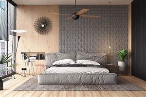 51, Modern, Bedrooms, With, Tips, To, Help, You, Design, U0026, Accessorize, Yours