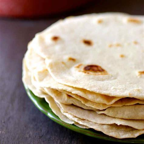 cuisine mexicaine tortillas tortilla de blé recette traditionnelle mexicaine 196