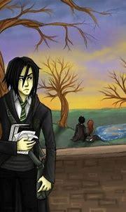 Pin by Lala Depp on Severus Snape   Severus snape fanart ...