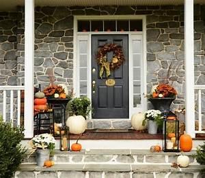 Deko Herbst 2017 : dekoration herbst herbstliche stimmung f r sich und die nachbarschaft ~ Watch28wear.com Haus und Dekorationen