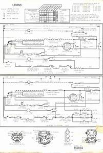 Appliance Talk  Wiring Diagram For A Kenmore Dryer