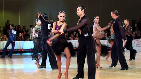 Ballroom Dance Video 2011 Desert Classic Open Professional ...