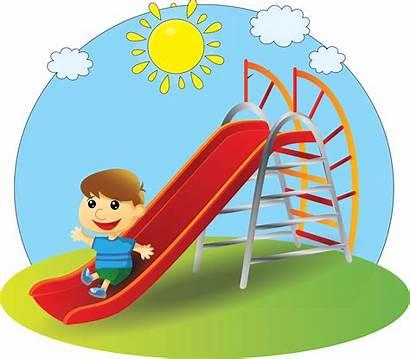 Playground Clipart Park Kindergarten Kid Transparent Club