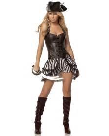Gypsy Home Decor Australia by Steampunk Pirate Deluxe Womens Costume 297810