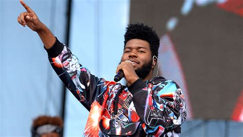 Who Is Khalid? What To Know About The Singer & Grammy