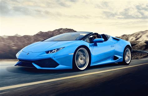 15 Best Convertible Supercars & Hypercars Ever