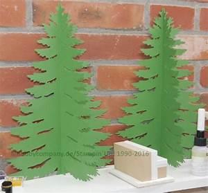 Weihnachtsbäume Aus Papier Basteln : stampin up produkte mit anregungen der hobbycompany basteltipps video anleitungen und ~ Orissabook.com Haus und Dekorationen
