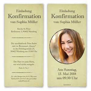 Konfirmation Einladungskarten Seelenliebe