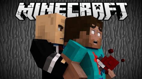 minecraft  herobrine  killed youtube
