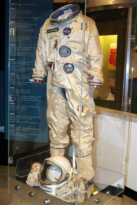 Neil Armstrong's Space Suit Patches - Pics about space