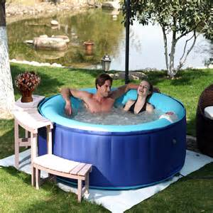 2 Person Inflatable Spa Hot Tub