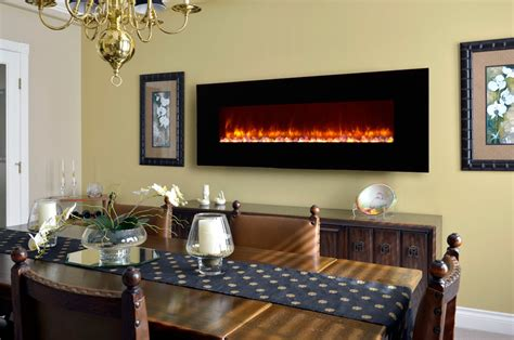 in wall fireplace dynasty 70 in wall mount electric fireplace ef70 p