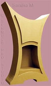 Meuble En Carton Design : elles ont dessin et fabriqu un meuble carton de loisirs cr atifs ~ Melissatoandfro.com Idées de Décoration