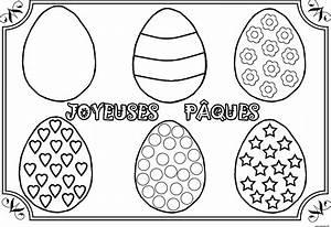Dessin A Imprimer De Paques : coloriage joyeuse paques ~ Melissatoandfro.com Idées de Décoration