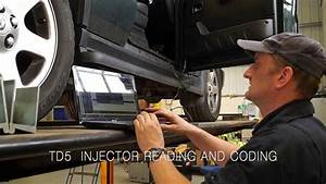 Reading And Coding Td5 Injectors Land Rover Defender
