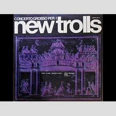 New Trolls  (concerto Grosso) Adagio Youtube