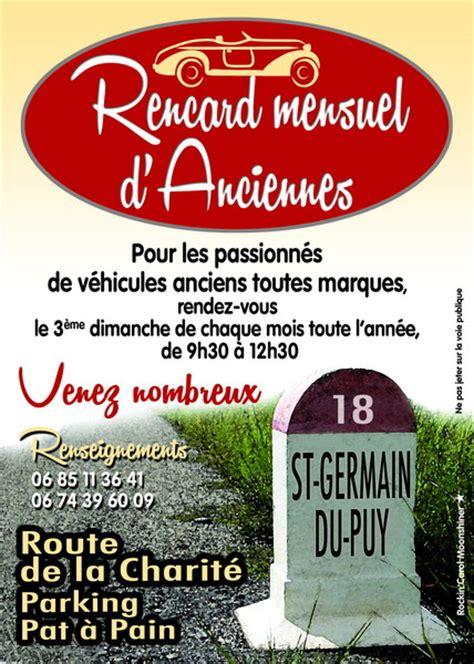 rencard mensuel de bourges au parking pat 224 mars