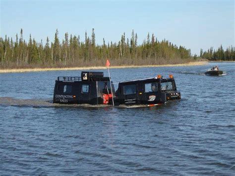 hagglunds bv  water fully amphibious hagglund