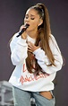 Ariana Grande in Studio Working on New Music After ...