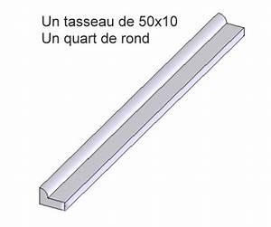 Quart De Rond Alu : faire ses moulures pour encadrer soi m me ses tableaux ~ Dailycaller-alerts.com Idées de Décoration