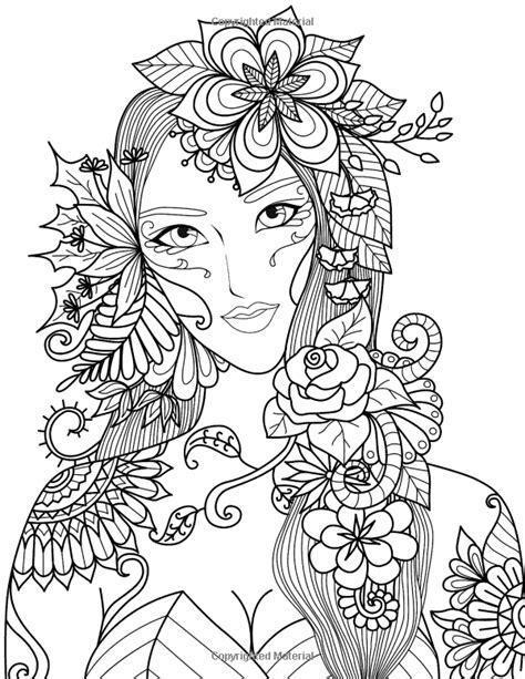 Amazon.com: Just People - Coloring Art Book: Coloring Book