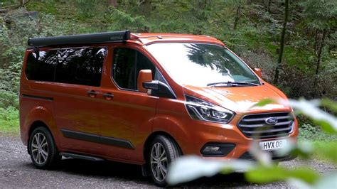 Ford Transit Custom Nugget Camper Youtube