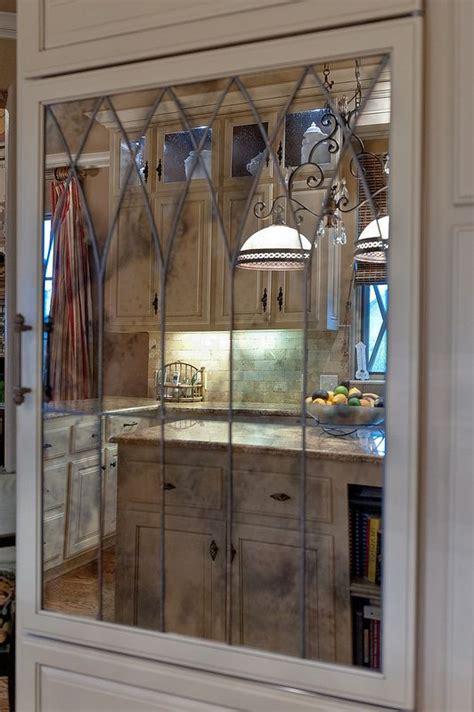 surplus kitchen cabinets best 25 antiqued mirror ideas on distressed 2618
