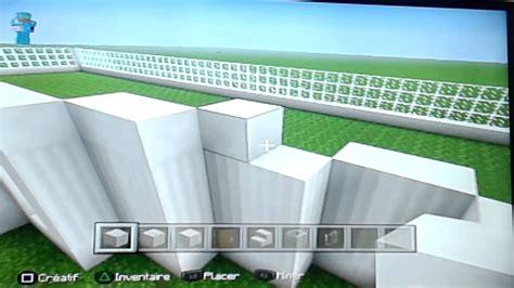 grande maison moderne minecraft tuto minecraft grande maison moderne 1 2