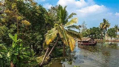 Kerala India Weather Rain Backwaters Karnataka Safari