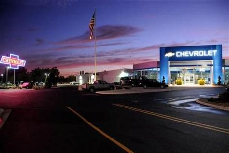vic canever chevrolet car dealership  fenton mi