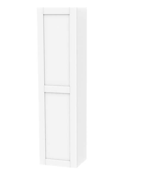 tall single door cabinet miller london white single door tall cabinet 400 x 1690mm
