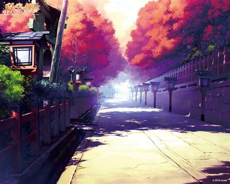 Anime Wallpaper 1280x1024 - обои аниме обои аниме пейзажей anime scenery