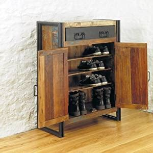 Urban Chic Shoe Cabinet Amazoncouk Kitchen & Home