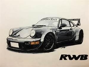 Porsche RWB - MEG - Draw to Drive