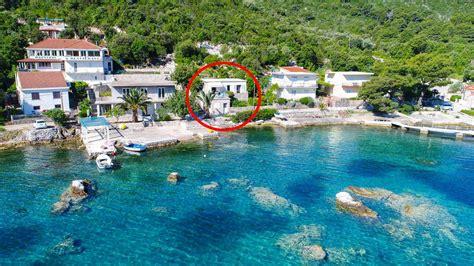 casa  due stanze vicino alla spiaggia okuklje mljet