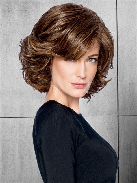 modern flair hairdo heat friendly synthetic wig easi