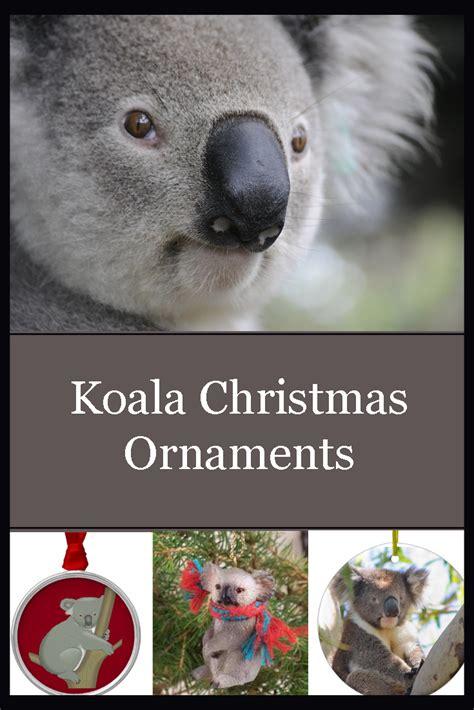 koala christmas ornaments christmas tree ideasnet
