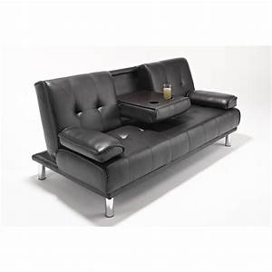 3 seat faux leather tufted westminster futon sofa bed in With buy futon sofa bed